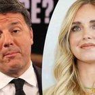Matteo Renzi a Chiara Ferragni: «Modo sguaiato, qualunquista e cialtrone»