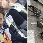 Il videomaker che ha filmato lo schianto: «Non aveva il cellulare in mano: squillava nel vano dell'handbike»