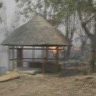 Incendi da Lascari a Madonie: in fiamme anche ClubMed di Cefalù