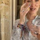 Chiara Ferragni in lacrime davanti al test di gravidanza. La reazione di Fedez: «Non è uscito niente?»