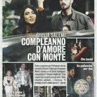 Giulia Salemi, festa di compleanno con Francesco Monte (Diva e donna)