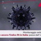 Covid Italia, sale ancora l'indice Rt