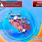 Meteo, le previsioni del weekend: nubifragi e forte vento in arrivo sulla Penisola. Ecco dove