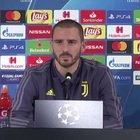 Juventus, Bonucci positivo al Covid