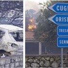 Incendio a Oristano, 1500 sfollati: decretato Stato d'emergenza