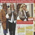 Barbara D'Urso fa shopping con un'amica a Milano (Nuovo)