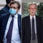 Domenica In, Sileri si offre di vaccinare Vittorio Feltri: «Si fida di un 5 Stelle?». La replica: «Di lei sì, di Di Maio no». Slittano i vaccini per gli over 80