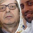 Vittorio Sgarbi dedica a Sutri una via a Mario Cerciello Rega: «La cerimonia a settembre»