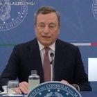 """Draghi: """"Aggressioni vigliacche e odiose contro giornalisti e medici, piena solidarietà"""""""