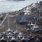 La flotta Nato pronta all'attacco