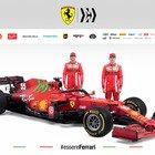 Ferrari SF21, ecco il nuovo bolide del Cavallino per la stagione 2021