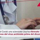 Origine Covid, ritrovate sequenze virus pre-pandemia