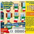 Lotteria Italia 2020: venduti 4,6 milioni di biglietti, peggior dato degli ultimi 40 anni. Stasera l'estrazione con Amadeus