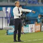 Mancini: «Niente biscotto, giochiamo per la vittoria. Verratti c'è»