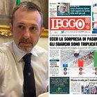 Delmastro (FdI): «Italiani chiusi in casa e clandestini liberi di sbarcare»
