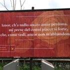 """San Valentino nel segno di Dante con la campagna interattiva """"Terni, forte come l'amore"""""""