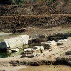 Vitinia, scoperta un'enigmatica vasca monumentale: la sua funzione è un mistero. La Soprintendente Porro: «Un successo dell'archeologia preventiva»
