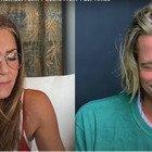 Brad Pitt e Jennifer Aniston, flirt in diretta streaming: «Vuoi salire da me?»