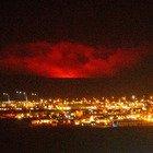 Islanda, eruzione vulcanica vicino Reykjavik