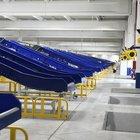 Poste Italiane inaugura il maxu hub di smistamento pacchi