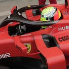 Mick Schumacher, debutto in Ferrari