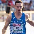 """Filippo Tortu e i fagiolini: il campione olimpico """"bacchettato"""" da alcuni fan"""