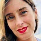 Maria Elena Boschi, la foto col rossetto rosso e i tacchi a spillo al MotoGp