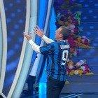 Amadeus, la festa scudetto con José per lo scudetto Inter: «Conte? É il nostro Mourinho»