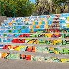 Le scale più belle al mondo: qui ogni gradino è arte