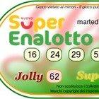 """Superenalotto, centrato un """"sei"""" vincente da quasi 60 milioni a Sassari: schedina da tre euro. La sestina vincente"""