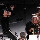 Debutto trionfale all'Arena di Verona per Ezio Bosso: «Dopo i Carmina Burana, la Nona di Beethoven»