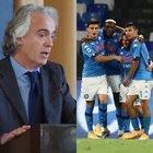 Juve-Napoli, l'avvocato Grassani: «Partendo per Torino la squadra avrebbe commesso un reato»