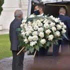 Totti, i funerali del papa Enzo