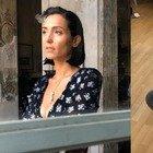 Caterina Balivo, il post malinconico con la foto dei figli: «A volte stare in precario equilibrio è devastante». Fan preoccupati