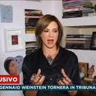 Asia Argento a Ogni Mattina: «Weinstein? Era psicopatico, agiva come un serial killer»