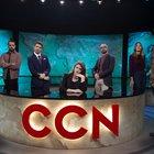 Michela Giraud torna alla conduzione di CCN. Ospite della prima puntata Roberto Saviano