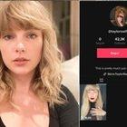 Taylor Swift sbarca su TikTok: in poco tempo il suo profilo ha già numeri record