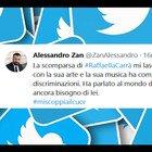 Morte Raffaella Carrà, i messaggi della politica su Twitter