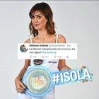 Isola 2021, Stefania Orlando contro Daniela Martani: «Mangerà solo riso e cocco, sai che tappo»