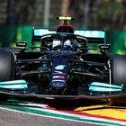 GP di Imola, 1° turno libero: le Mercedes dettano legge, ma la Ferrari è vicina