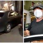 Flavio Briatore, Rolls Royce in sosta vietata blocca il traffico. Lui nega tutto: «Io giro in Range Rover»