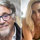"""GFVip, Andrea Roncato e la """"guerra"""" con Stefania Orlando: «Quando avevo bisogno per la droga, se ne andò»"""