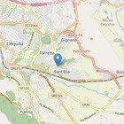 L'Aquila, leggero terremoto nella notte: 1.9 in zona est