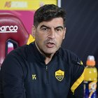 Roma, Fonseca: «Le grandi squadre non cambiano identità. Troppi errori individuali, ma non siamo depressi»