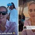 Fedez e Chiara Ferragni, lo yacht imbarca acqua in Sardegna. I fan impauriti: «Ma non è possibile...»