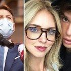 Giuseppe Conte telefona a Chiara Ferragni e Fedez: serve aiuto per sensibilizzare i giovani per l'uso della mascherina
