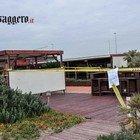 Ostia, sequestrato lo stabilimento Mednet (Foto di Mino Ippoliti)