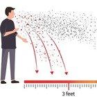 Parlare trasmette il virus quanto tossire. «Goccioline fino a 2 metri di distanza in pochi secondi»