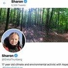 Greta Thunberg cambia nome su Twitter e diventa Sharon: ecco cosa è successo Guarda
