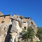 Chia, piccola Matera del Lazio dove si si ritirava Pasolini